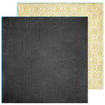 FarmHouse Paper Company - 302 Collection - 12 x 12 Double Sided Paper - Bright Ideas