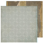 FarmHouse Paper Company - 302 Collection - 12 x 12 Double Sided Paper - FYI