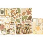 FarmHouse Paper Company - Sugar Hill Collection - Cardstock Stickers