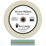 Fancy Pants Designs - Happy Together Collection - Woven Ribbon - 25 Yards, CLEARANCE