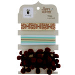 Fancy Pants Designs - Happy Together Collection - Ribbon Card