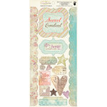 Fancy Pants Designs - Lilac House Collection - Cardstock Stickers - Element