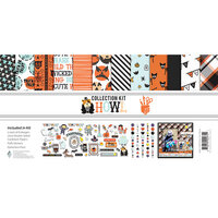 Fancy Pants Designs - Halloween - Howl Collection - 12 x 12 Collection Kit
