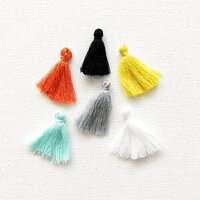 Fancy Pants Designs - Halloween - Howl Collection - Tassels