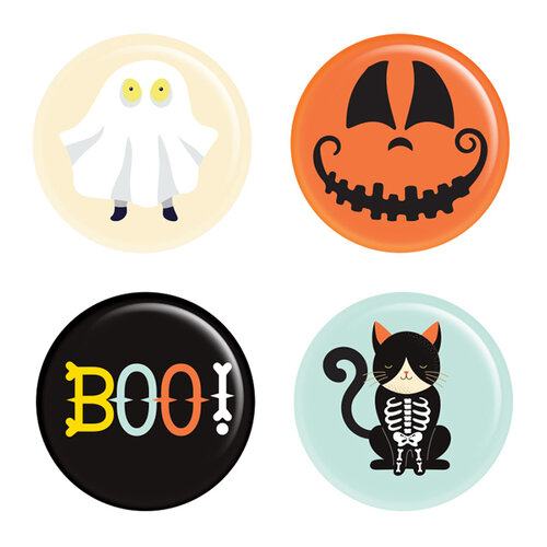 Fancy Pants Designs - Halloween - Howl Collection - Mini Flair