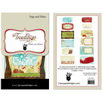 Fancy Pants Designs - Tradition Collection - Christmas - Tags and Titles