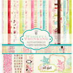 Fancy Pants Designs - Wishful Thinking Collection - 12 x 12 Paper Kit