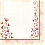 Fancy Pants Designs - Wishful Thinking Collection - 12 x 12 Double Sided Paper - Darling
