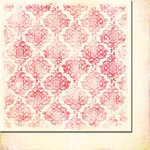 Fancy Pants Designs - Wishful Thinking Collection - 12 x 12 Double Sided Paper - Heartfelt