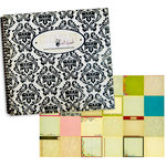 Fancy Pants Designs - Artist Edition Collection - 12 x 12 Spiral Memo Notebook