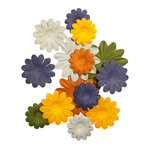 Fancy Pants Designs - To the Moon Collection - Paper Flowers