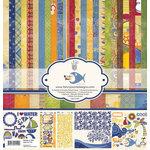 Fancy Pants Designs - Beach Bum Collection - 12 x 12 Paper Kit, BRAND NEW