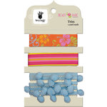 Fancy Pants Designs - Beach Babe Collection - Ribbon Card