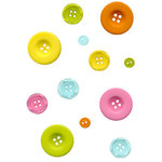 Fancy Pants Designs - Beach Babe Collection - Buttons