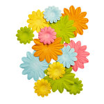 Fancy Pants Designs - Beach Babe Collection - Paper Flowers