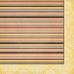 Fancy Pants Designs - It's the Little Things Collection - 12 x 12 Double Sided Paper - Feathered