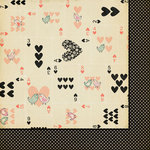 Fancy Pants Designs - It's the Little Things Collection - 12 x 12 Double Sided Paper - Shuffle