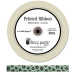 Fancy Pants Designs - It's the Little Things Collection - Printed Ribbon - 25 Yards