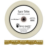 Fancy Pants Designs - It's the Little Things Collection - Lace Ribbon - 25 Yards