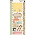 Fancy Pants Designs - It's the Little Things Collection - Cardstock Stickers - Element
