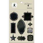 Fancy Pants Designs - Artist Edition Collection - Metal Charms