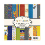 Fancy Pants Designs - To the Moon Collection - 6 x 6 Paper Pad
