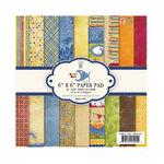 Fancy Pants Designs - Beach Bum Collection - 6 x 6 Paper Pad