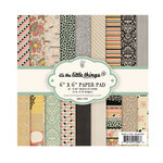 Fancy Pants Designs - It's the Little Things Collection - 6 x 6 Paper Pad