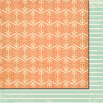 Fancy Pants Designs - Summer's End Collection - 12 x 12 Double Sided Paper - Harvest