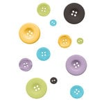 Fancy Pants Designs - Oct 31st Collection - Halloween - Buttons