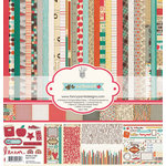 Fancy Pants Designs - Off to School Collection - 12 x 12 Paper Kit