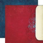 Fancy Pants Designs - My Family Collection - 12 x 12 Double Sided Paper - Daughter