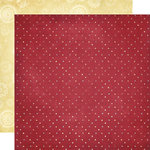 Fancy Pants Designs - My Family Collection - 12 x 12 Double Sided Paper - Uncle