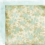 Fancy Pants Designs - Winterland Collection - 12 x 12 Double Sided Paper - Snow Angel