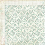 Fancy Pants Designs - Winterland Collection - 12 x 12 Double Sided Paper - Chilly
