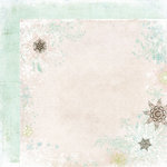 Fancy Pants Designs - Winterland Collection - 12 x 12 Double Sided Paper - Below Zero