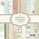 Fancy Pants Designs - Winterland Collection - 6 x 6 Paper Pad