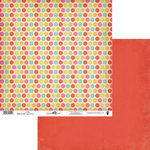 Fancy Pants Designs - Summer Soul Collection - 12 x 12 Double Sided Paper - Hula