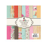 Fancy Pants Designs - Summer Soul Collection - 6 x 6 Paper Pad