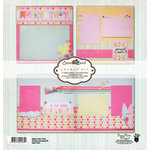 Fancy Pants Designs - Summer Soul Collection - 12 x 12 Layout Kit