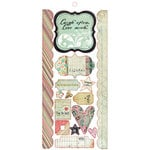 Fancy Pants Designs - Road Show Collection - Cardstock Stickers - Element