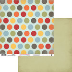 Fancy Pants Designs - Wave Searcher Collection - 12 x 12 Double Sided Paper - Goggles