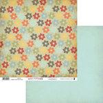 Fancy Pants Designs - Wave Searcher Collection - 12 x 12 Double Sided Paper - Shovel