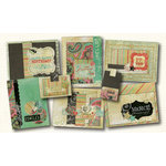 Fancy Pants Designs - Road Show Collection - Card Kit