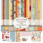 Fancy Pants Designs - Wave Searcher Collection - 12 x 12 Paper Kit