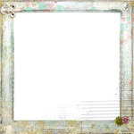 Fancy Pants Designs - Road Show Collection - 12 x 12 Printed Transparent Overlays