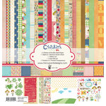 Fancy Pants Designs - Childish Things Collection - 12 x 12 Paper Kit