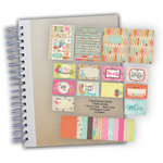 Fancy Pants Designs - Summer Soul Collection - Brag Book Combo Kit