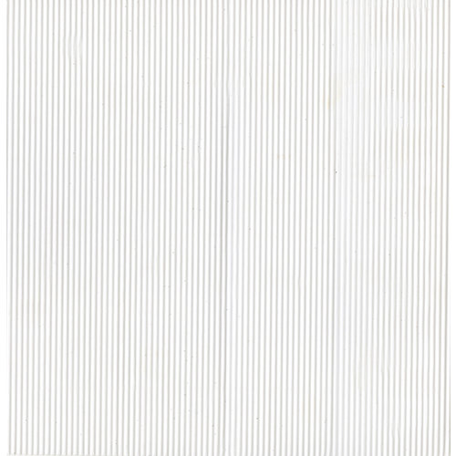 Fancy Pants Designs - Country Boutique Collection - 12 x 12 Corrugated Paper - White