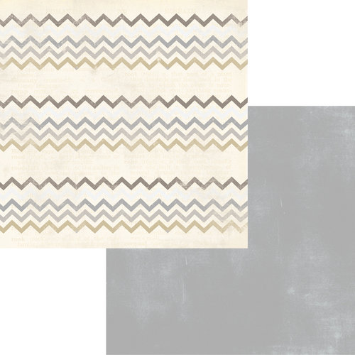 Fancy Pants Designs - Country Boutique Collection - 12 x 12 Double Sided Paper - Delilah